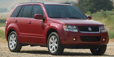 2009 SUZUKI GRAND VITARA 4-Speed AT 24L DOHC 16-valve 4-Speed AT 24L DOHC 16-valve I4 4-mode