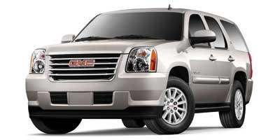2009 GMC YUKON HYBRID 2-WHEEL DRIVE HYBRID 4-Speed Automatic Strong Hybrid Specific Electronicall