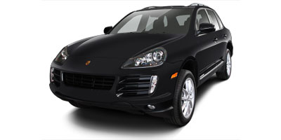 2009 PORSCHE CAYENNE 6-Speed Automatic with Tiptronic 6-Speed Automatic with Tiptronic 36L V6 DOH