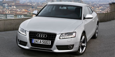 2010 AUDI A5 COUPE AUTOMATIC QUATTRO 32L 6-speed at 32l dohc fsi v6 quattro permanent all-whe