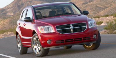 2010 DODGE CALIBER HATCHBACK MAINSTREET Cvt 20L DOHC dual VVT 16-valve I4 Front wheel drive Ai