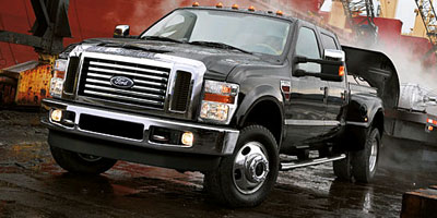 2010 FORD SUPER DUTY F-350 DRW Automatic 64L 8 Cylinder Engin Automatic 64L 8 Cylinder Engine