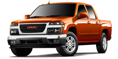 2010 GMC CANYON 4-speed automatic electronicall 4-speed automatic electronically controlled with
