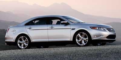 2010 FORD TAURUS 6-Speed AT 35L V6 GTDI EcoBoo 6-Speed AT 35L V6 GTDI EcoBoost All-wheel dri