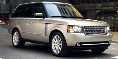2010 LAND ROVER RANGE ROVER 6-Speed Automatic with Command S 6-Speed Automatic with Command Shift