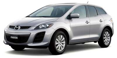 2010 MAZDA CX-7 5-speed at 25l 4 cylinder eng 5-speed at 25l 4 cylinder engine front wheel d
