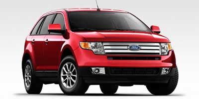 2010 FORD EDGE LIMITED AWD 6-Speed AT 35L V6 Duratec All-wheel drive Adjustable front head re