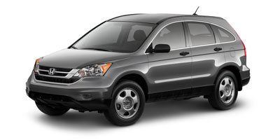2010 HONDA CR-V LX 2WD 5-Speed AT 24L DOHC MPFI 16-valve i-VTEC I4 Front wheel drive 6040 sp