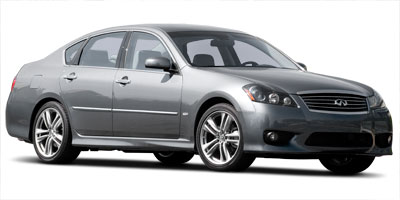 2010 INFINITI M35 SEDAN RWD 7-Speed Automatic 35L DOHC 24-valve aluminum-alloy V6 Rear wheel dr
