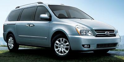 2010 KIA SEDONA 5-Speed AT 38L V6 Cylinder En 5-Speed AT 38L V6 Cylinder Engine Front Wheel