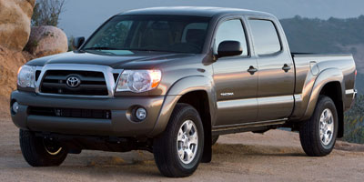 2010 TOYOTA TACOMA 5-Speed AT 40L DOHC EFI 24-va 5-Speed AT 40L DOHC EFI 24-valve V6 VVT-i R