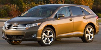 2010 TOYOTA VENZA 6-Speed Electronically Controlle 6-Speed Electronically Controlled Automatic 35