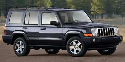 2010 JEEP COMMANDER 5-Speed Automatic 37L V6 Rear 5-Speed Automatic 37L V6 Rear Wheel Drive