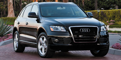 2010 AUDI Q5 6-Speed Automatic with Tiptronic 6-Speed Automatic with Tiptronic 32L V6 FSI DOHC A