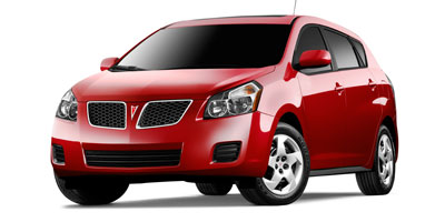 2010 PONTIAC VIBE 4-Speed Automatic with Overdrive 4-Speed Automatic with Overdrive 18L 4-Cylinde