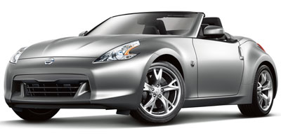 2010 NISSAN 370Z Close-Ratio 6-Speed Manual 37L Close-Ratio 6-Speed Manual 37L V6 DOHC Rear Wh