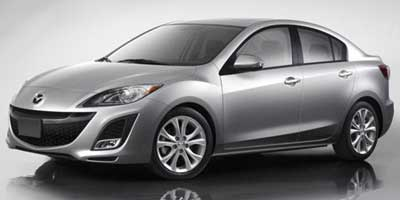 2011 MAZDA MAZDA3 5-Speed Automatic 20L 4-Cylind 5-Speed Automatic 20L 4-Cylinder DOHC 16V VVT