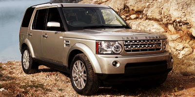 2011 LAND ROVER LR4 6-Speed ZF Automatic with Comman 6-Speed ZF Automatic with CommandShift 50L V