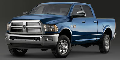 2011 Ram 2500 4WD Crew Cab 6.4 Ft Box Laramie Edition