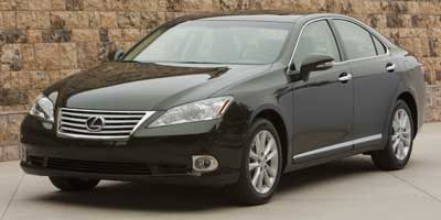 2011 LEXUS ES 350 6-Speed Automatic Electronically 6-Speed Automatic Electronically Controlled Inte