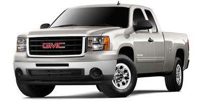2011 GMC SIERRA 1500 2WD EXT CAB SLE 53L 8 Cylinder Engine Rear wheel drive Seat adjuster Seat