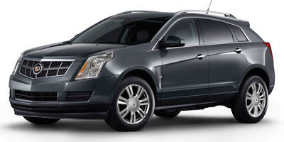 2011 CADILLAC SRX FWD LUXURY COLLECTION 6-Speed Automatic Fwd 6T70 With Tap-UpTap-Down On Shif