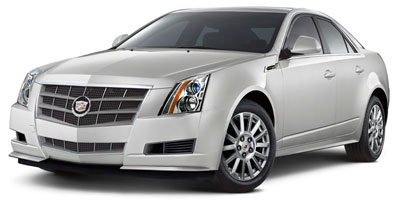 2011 CADILLAC CTS 6-Speed Automatic For Awd Must 6-Speed Automatic For Awd Must Specify A Base Ms