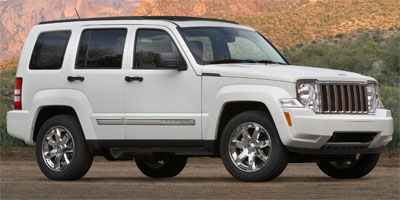 2011 JEEP LIBERTY 4-Speed Automatic VLP 37L V6 4-Speed Automatic VLP 37L V6 Rear Wheel Drive