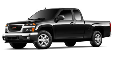 2011 GMC Canyon Extended Cab 2-Wheel Drive SLE