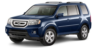 2011 HONDA PILOT 5-Speed AT 35L SOHC MPFI 24-v 5-Speed AT 35L SOHC MPFI 24-valve i-VTEC V6 V