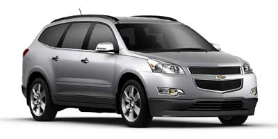 2011 CHEVROLET TRAVERSE 6-speed automatic electronicall 6-speed automatic electronically controll