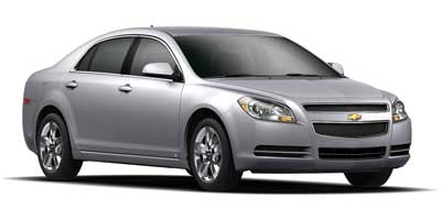 2011 CHEVROLET MALIBU 6-speed automatic electronically 6-speed automatic electronically controlled
