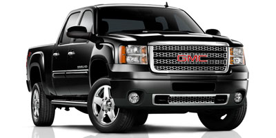2011 GMC SIERRA 3500HD DENALI 6-Speed AT 66L 8 Cylinder Eng 6-Speed AT 66L 8 Cylinder Engine