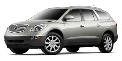 2011 BUICK ENCLAVE 6-Speed AT 36l variable valve 6-Speed AT 36l variable valve timing v6 di d