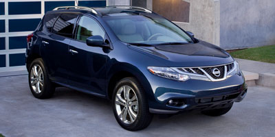 2011 NISSAN MURANO 2WD cvt 35l v6 cylinder engine front wheel drive bucket seats cruise contr