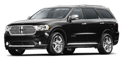 2011 DODGE DURANGO 5-SPEED AUTOMATIC, 3.6L V6 FLEX