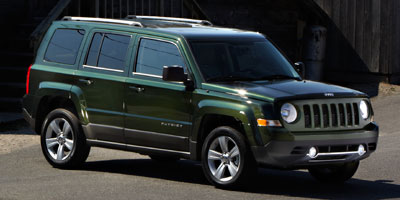 2011 JEEP PATRIOT FWD 20l 4 cylinder engine front wheel drive bucket seats cloth seats cruise