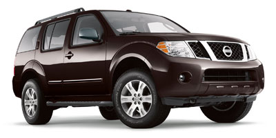 2011 NISSAN PATHFINDER 5-Speed Automatic with Manual Mo 5-Speed Automatic with Manual Mode 40L V6