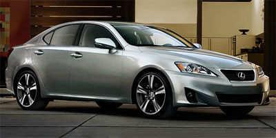 2011 LEXUS IS 250 6-Speed Automatic Electronic wit 6-Speed Automatic Electronic with ECT-i 25L V6