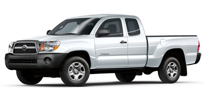 2011 Toyota Tacoma 2WD Access Cab Standard Bed I4 Automatic