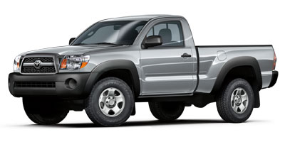 2011 Toyota Tacoma 4WD Regular Cab Standard Bed I4 Automatic