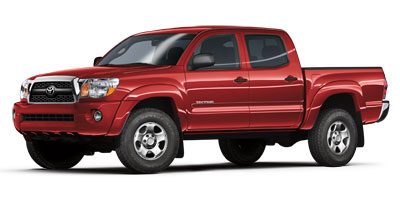 2011 TOYOTA TACOMA 5-Speed Automatic with Overdrive 5-Speed Automatic with Overdrive 40L V6 SMPI