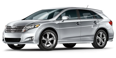 2011 TOYOTA VENZA WAGON V6 FWD 6-Speed Electronically Controlled Automatic 35L DOHC SFI 24-valve