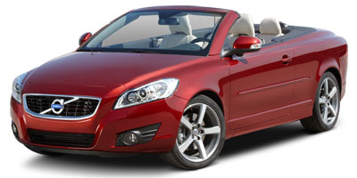 2011 VOLVO C70 5-Speed Automatic with Geartroni 5-Speed Automatic with Geartronic 25L 5-Cylinder