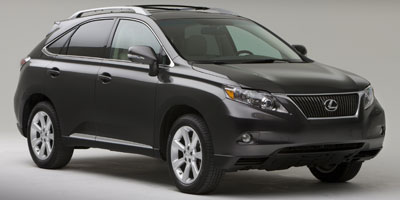 2012 LEXUS RX 350 FWD 6-Speed Automatic Electronically Controlled WIntelligence 35L DOHC SFI 24-