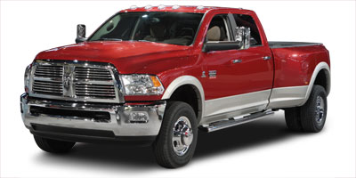 2012 RAM 3500 Cummins 67L I6 Turbodiesel Fou Cummins 67L I6 Turbodiesel Four Wheel Drive Cruis