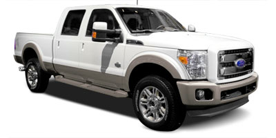 2012 FORD SUPER DUTY F-350 SRW 2WD CREW CAB Torqshift 6-Speed Automatic WTowHaul Mode Req 996