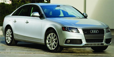 2012 AUDI A4 8-Speed Automatic with Tiptronic 8-Speed Automatic with Tiptronic 20L 4-Cylinder TFS