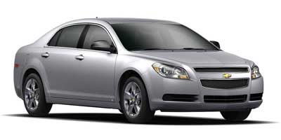 2012 CHEVROLET MALIBU 6-speed automatic electronically 6-speed automatic electronically controlled