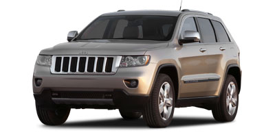 2012 JEEP GRAND CHEROKEE 6-Speed Automatic 57L V8 Multi 6-Speed Automatic 57L V8 Multi Displace